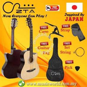 Zta acoustic guitar 38 inch Package