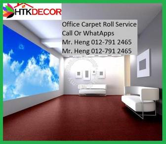 Office Carpet Roll - with Installation ghk45