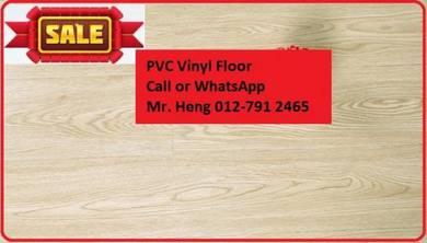 Modern Design PVC Vinyl Floor - With Install u67yh