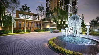 [Newly Launch] Condominium, Lake Point residence in Cyberjaya