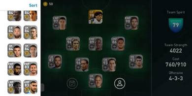 Account pes mobile 2020 for sale,42 black ball