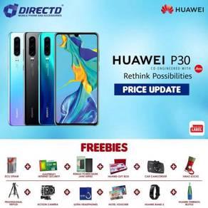 HUAWEI P30 (8GB RAM)MYSet + PERCUMA 12 HADIAH😱