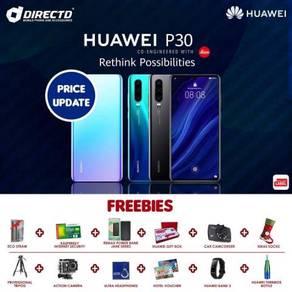 HUAWEI P30 (8GB RAM)ORI + PROMO + 12 HADIAH😱