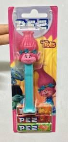 Disney Trolls Pez Candy Dispenser - Poppy