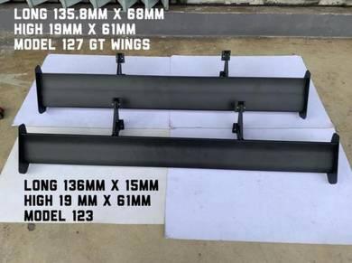Universal abs gt wing spoiler bodykit body kit 2