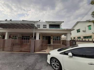 [Endlot 1625sqft] Double Storey Lavender Height Senawang