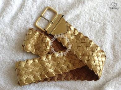 Gold Fashion Belt
