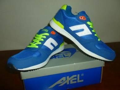 Fashion Shoes AXEL size 9 Blue Color C186