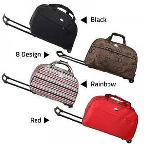 Duffel travel trolley bag 04