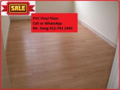 Quality PVC Vinyl Floor - With Install e4tr4