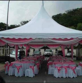 Kanopi, canopy dan khemah 10X10