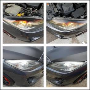 Car Headlight Headlamp Restore Repair Recondition