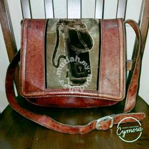 Shoulder Bag Leather Principe