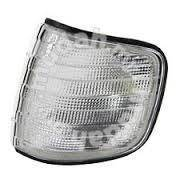 Mercedes signal lamp