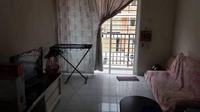 FULL LOAN Villa Court Apartment Good View Height Kajang