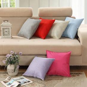 Bantal pillow case cushion cover chair sofa kerusi