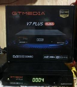 Mytv decoder combo gt media v7 plus