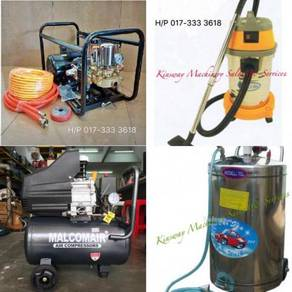 Car Wash Package Water Jet Pump(Pakej Cuci Kereta)