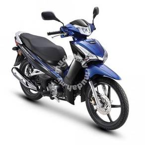 Honda wave 125i low dp low otr