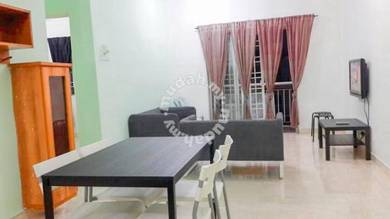 AVAILABLE 1033sf 3 Rooms Kristal Heights apartment Sek 7 Shah Alam