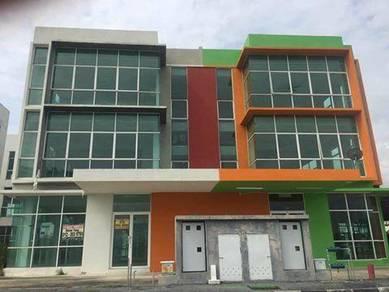 Taipan City SemiD Shop Office 3 storey with lift Meru Ipoh