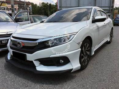 Honda Civic FC ATIVUS BODYKITS