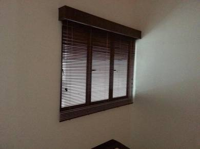 Indoor Wooden Blinds