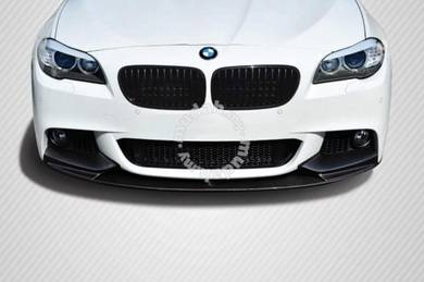 BMW F10 M Performance Front Lips - CF , PP