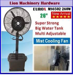 EUROX Water Mist Fan 26