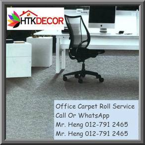 Office Carpet Roll - with Installation nkl;45
