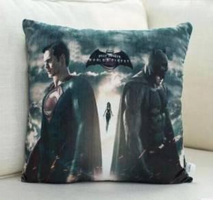 Batman superman pillow 2
