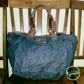 Tote Bag Denim Lucky Brand