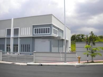 Detached Factory Balakong Selangor
