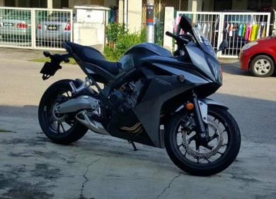 2014 Honda CBR 650F