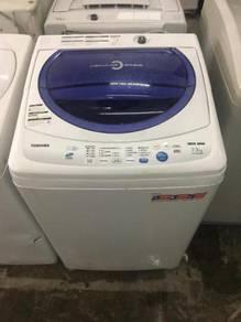 7.2kg Toshiba machine washing washer 7.2kg recond