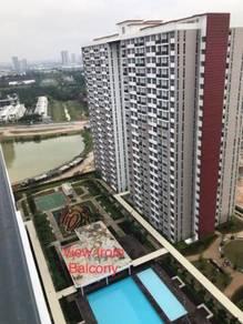 [VIEW CANTIK, SEWA MURAH] CONDO SP Lakefront Homes Cyberjaya