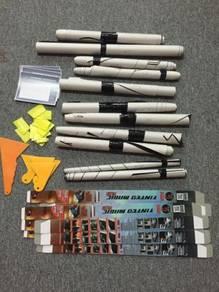 Tinted Magic - Belian | Runcit | Pemasangan
