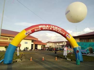 Pintu gerbang belon -arch balloon