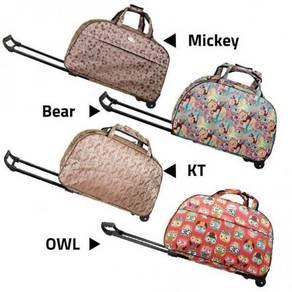 Travel bag / duffel trolley bag 02