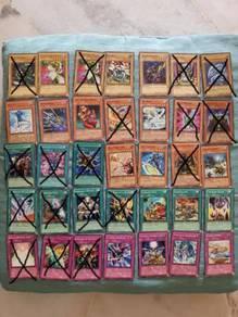 Kad Card YUGIOH YU-GI-OH