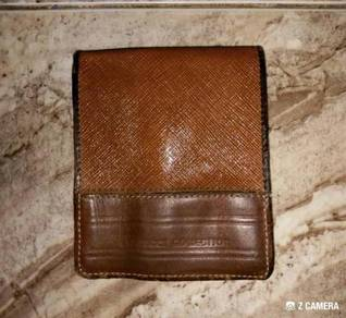 Wallet Leather Ferducci Collection