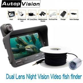 Dual Lens 2.0 Mega Pixels Night View water Fishing