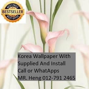 Wall paper with Installation for your HOME 992D