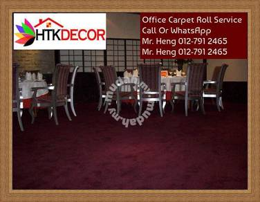 Simple Plain Carpet Roll With Install 45h4