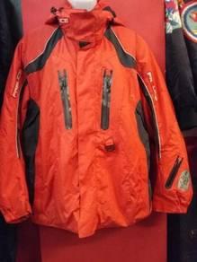 Jaket Fablice jacket hiking outdoor waterproof