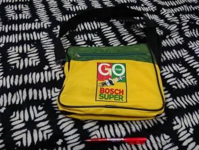 Vintage bosch plug bag serbaguna