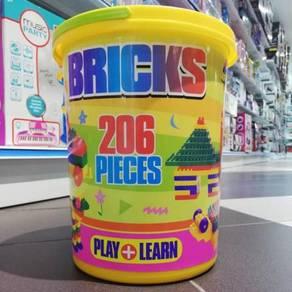 Brick Toys like Lego