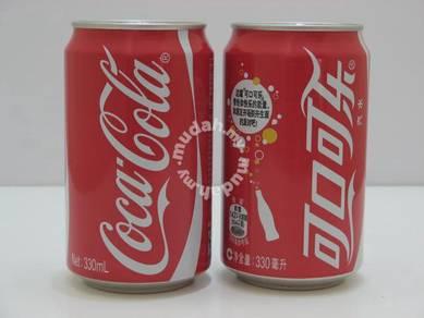 Coca-Cola Coke China Can