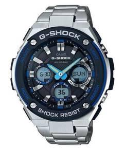 Watch-Casio G SHOCK G-STEEL GSTS100D-1A2 -ORIGINAL
