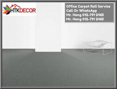 Office Carpet Roll with Expert Installation 654